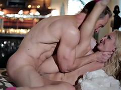 Hardcore Sex And Massive Creampie