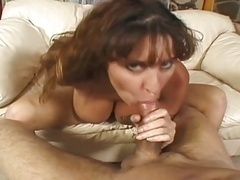 grown-up busty eager mom