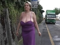 Solitary #2 (Mature Adult bbw with Sizeable Boobs)