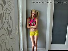 Skinny teen Piper Perri hammered by a black anaconda dick