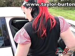 Taylor-Burton likes to talk dirty