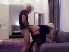 Fit Escort Likes Client Fucking In Her The Ass