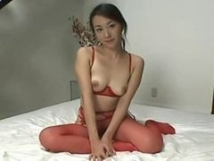 A couple of sweet Japanese Jerking off Lesbians