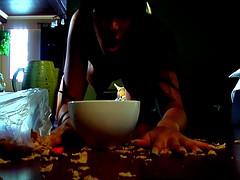 Sassy Meli - A Hot Solo Scene