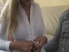Hot pierced german mom with nice tits fucked hard