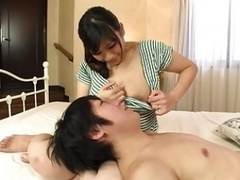 Ayaka Ichiki-Rookie Hooterty Big Areola Hooter Milk Clip4 by TOM