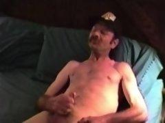 Mature Amateur Danny Jacking Off