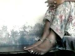 Pieds, Fétiche des pieds, Indienne
