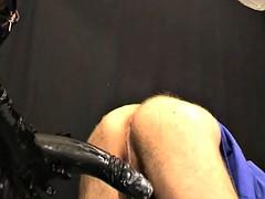Bondage domination sadisme masochisme, Gode, Homosexuelle, Insertion
