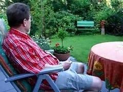 A Dream In The Backyard Garden