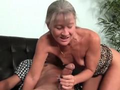 Over40Handjobs - Ravishing Stepmom Giving Handjob