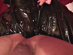 Unknown German Mistress - Slave Anal Training