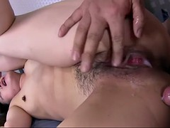 yumi matsushima gets toyed with magic wand and fucked by dirty perv
