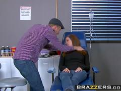 Brazzers - Doctor Adventures - Julia Ann Danny D - Hot Nurse Gets The Cock Pumpin