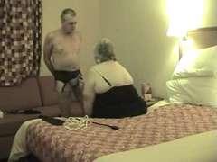 Granny Mistress in Activity