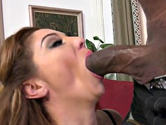 Poor Cuckold Watching Kiki Daire Taking A BBC