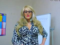Gros seins, Femme couguar, Mère que j'aimerais baiser, Suçant, Professeur