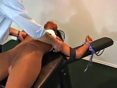 ebony ticling and bound
