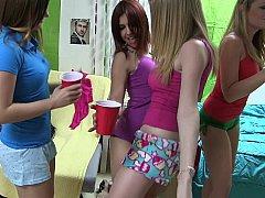 Enthousiasteling, Kont, Schattig, Feest, Mager, Strippen, Student, Tiener