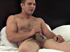 Army big piece of his bigcock before cumshot jerking