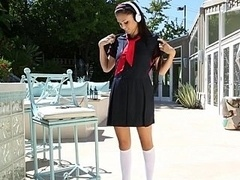 As well aroused after school