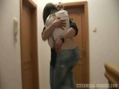 A pair of Aroused Kittens Have an intercourse Hard At Czech Swingers Party
