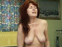 Another gorgeous mature female solo