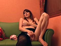 Amateur, Japonés, Masturbación, Adolescente