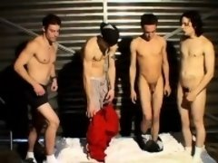Pics gay man piss public Garage Piss Orgy For Justin