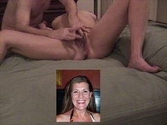 Grown-up Wife Having Her Magic bean Rubbed