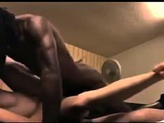 Cuckold Wife Sucks And Fucks While Hubby Watch's
