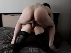 Riding That Submissive Slut