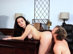 Hot Girlfriend Lana Rhoades Gets Fucked