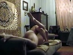 Non-pro couple is into some hot giving bj and furthermore fucking on webcam