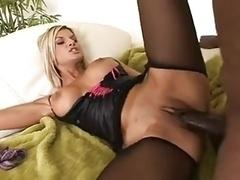Klarisa Leone super interacial anal