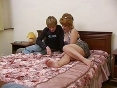 Hot Redhead Russian Mature And also Y