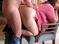 Adult wife allows husband consider her through the backdoor