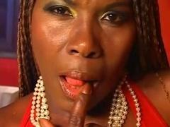 black aged dames
