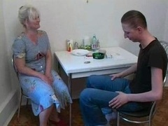 Mother Has an intercourse With Own Son At The