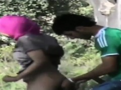 Xfrozen - Busted Syrian Refugees Having Sex In The Forest pa