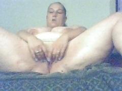 Real bbw Missy Orgasm 3