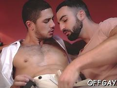 gay passion between colleagues anal film 4
