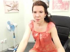 Amateur 4some on webcam