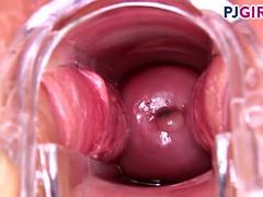 PJGirls - Pussy Muscles - real orgasm, gaping, masturbation