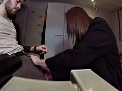 Dutch webcam couple
