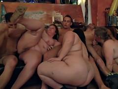 Belle grosse femme bgf, Fête, Nénés