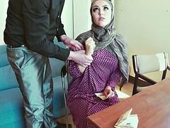 Amateur, Arabe, Nana