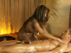 Exotic Turkish handjob Massage