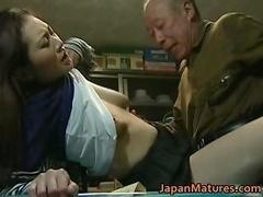Japonés, Madres para coger, Mamá