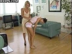 Lez Strapon Have an intercourse Scene.